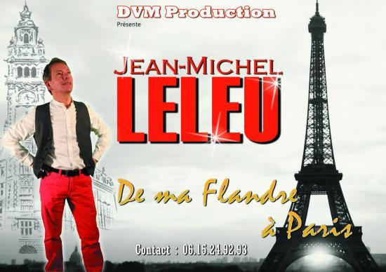 Affiche 1 paris jean mi finale avec logo dvm 2014