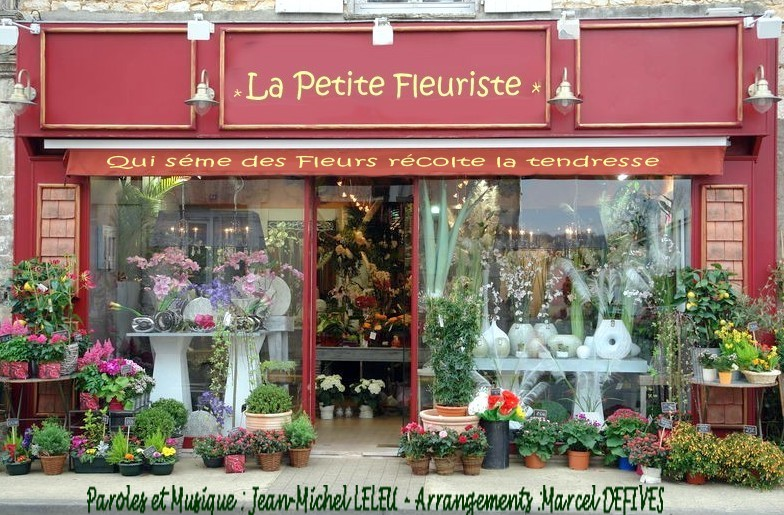 La p 39 tite fleuriste for Site fleuriste